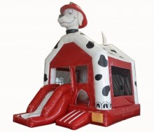 Dalmatian 5 in 1 Bouncer