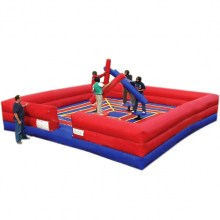 2 or 4 Person Inflatable Jousting