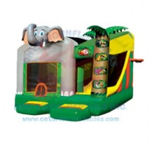 jungle-adventure-bouncy-castle-combo